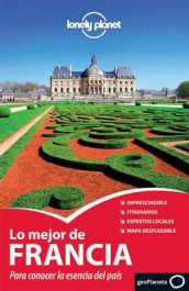 Lonely Planet Lo Mejor de Francia av Alexis Averbuck, Oliver Berry, Stuart Butler, Kerry Christiani, Catherine Le Nevez, Lonely Planet, Tom Masters, Miles Roddis, John A Vlahides og Nicola Williams (Heftet)