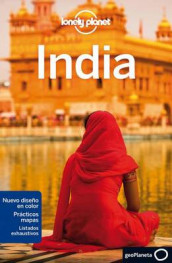 Lonely Planet India av Michael Benanav, Professor of Judaic Studies Mark Elliott, Abigail Hole, Kate James, Anirban Mahapatra, Daniel McCrohan, John Noble, Kevin Raub og Sarina Singh (Heftet)