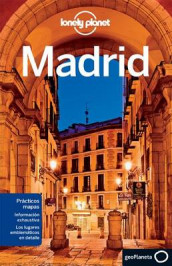 Madrid av Anthony Ham og Lonely Planet (Blandet mediaprodukt)