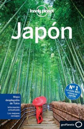 Lonely Planet Japon av Andrew Bender, Laura Crawford, Trent Holden, Lonely Planet, Craig McLachlan, Rebecca Milner, Kate Morgan, Chris Rowthorn, Benedict Walker og Wendy Yanagihara (Heftet)