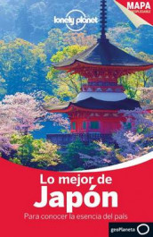 Lonely Planet Lo Mejor de Japon av Laura Crawford, Trent Holden, Lonely Planet, Craig McLachlan, Rebecca Milner, Kate Morgan, Chris Rowthorn, Benedict Walker og Wendy Yanagihara (Heftet)