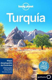 Lonely Planet Turquia av Brett Atkinson, James Bainbridge, Stuart Butler, Steve Fallon, Will Gourlay, Jessica Lee, Lonely Planet og Virginia Maxwell (Heftet)