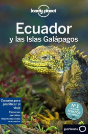 Lonely Planet Ecuador Y Las Islas Galapagos av Greg Benchwick, Michael Grosberg, Lonely Planet, Regis St Louis og Luke Waterson (Heftet)