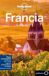 Lonely Planet Francia av Alexis Averbuck, Oliver Berry, Jean-Bernard Carillet, Kerry Christiani, Gregor Clark, Catherine Le Nevez, Lonely Planet, Christopher Pitts, Professor of English Daniel Robinson og Nicola Williams (Heftet)