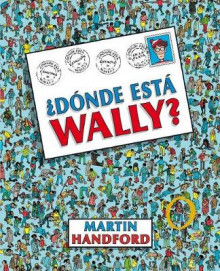 d nde Est Wally? / where's Waldo? av Martin Handford (Innbundet)