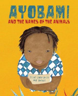 Omslag - Ayobami and the Names of the Animals