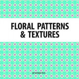 Omslag - Floral Patterns & Textures