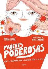 Omslag - Mujeres Poderosas / Powerful Women