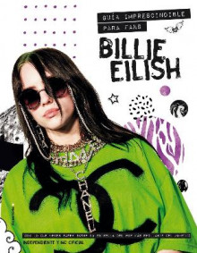 Billie Eilish av Malcolm Croft (Innbundet)