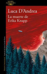 Omslag - La Muerte de Erika Knapp / The Death of Erika Knapp