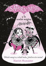 Omslag - Isadora Moon Y La Noche Magica / Isadora Moon and the Magical Night