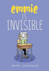 Omslag - Emmie Es Invisible / Invisible Emmie