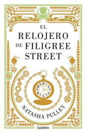 El Relojero de Filigree Street / The Watchmaker of Filigree Street av Natasha Pulley (Innbundet)