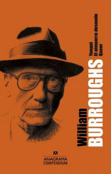 Yonqui, El Almuerzo Desnudo y Queer av William Burroughs (Heftet)