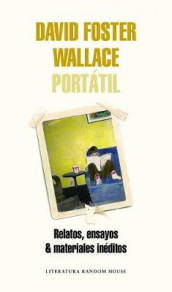 David Foster Wallace Portatil / Portable David Foster Wallace av David Foster Wallace (Heftet)