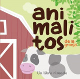 Omslag - Animalitos de la Granja (1) / Little Farm Animals. Book 1