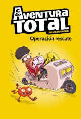 Omslag - Aventura Total: Operacion Rescate / Total Adventure: Operation Rescue