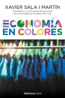 Economia En Colores / Economics in Colors av Xavier Sala I Martin (Heftet)