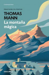 La Montana Magica / The Magic Mountain av Thomas Mann (Heftet)