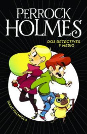 DOS Detectives Y Medio / Two and a Half Detectives av Isaac Palmiola (Innbundet)