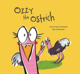 Omslag - Ozzy the Ostrich