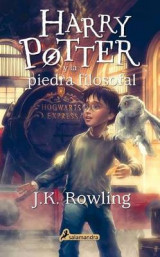 Omslag - Harry Potter Y La Piedra Filosofal / Harry Potter and the Sorcerer's Stone