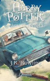 Omslag - Harry Potter y La Camara Secreta