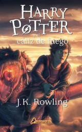 Omslag - Harry Potter y El Caliz de Fuego (Harry 04)