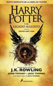 Harry Potter - Spanish av J K Rowling, Jack Thorne og John Tiffany (Innbundet)