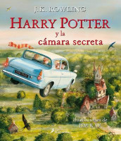 Harry Potter And The Chamber Of Secrets av J K Rowling (Innbundet)