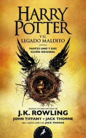 Harry Potter - Spanish av J K Rowling, Jack Thorne og John Tiffany (Heftet)
