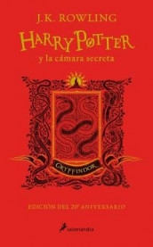 Harry Potter Y La Camara Secreta. Edicion Gryffindor / Harry Potter and the Chamber of Secrets: Gryffindor Edition av J K Rowling (Innbundet)