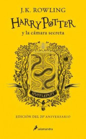 Harry Potter Y La Camara Secreta. Edicion Hufflepuff / Harry Potter and the Chamber of Secrets: Hufflepuff Edition av J K Rowling (Innbundet)