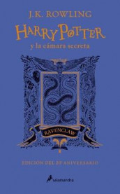 Harry Potter Y La Camara Secreta. Edicion Ravenclaw / Harry Potter and the Chamber of Secrets: Ravenclaw Edition av J K Rowling (Innbundet)