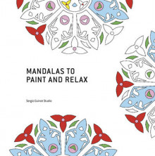 Mandalas to Paint and Relax av Sergio Guinot (Heftet)