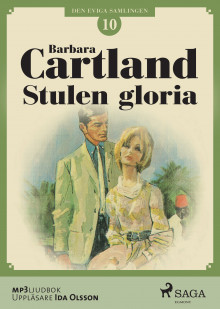 Stulen gloria av Barbara Cartland (Lydbok MP3-CD)