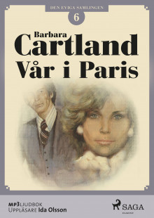 Vår i Paris av Barbara Cartland (Lydbok MP3-CD)