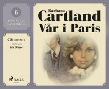 Vår i Paris av Barbara Cartland (Lydbok-CD)