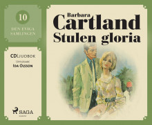 Stulen gloria av Barbara Cartland (Lydbok-CD)