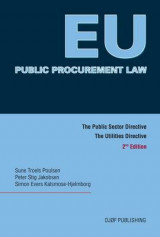 Omslag - EU Public Procurement Law