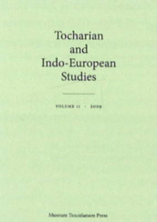 Tocharian and Indo-European Studies: Volume 11 av Jens Elmegard Rasmussen (Heftet)