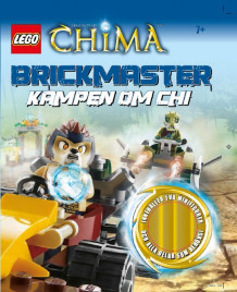 LEGO Legends of Chima : kampen om Chi (Heftet)