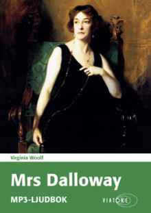 Mrs Dalloway av Virginia Woolf (Lydbok MP3-CD)