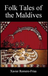 Omslag - Folk Tales of the Maldives