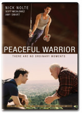 Omslag - Peaceful warrior : there are no ordinary moments