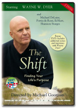 Omslag - The Shift : finding you life´s purpose