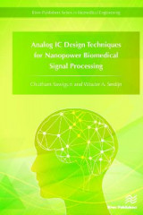 Omslag - Analog IC Design Techniques for Nanopwer Biomedical Signal Processing