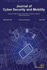 Omslag - Journal of Cyber Security and Mobility (5-2)