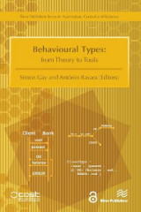 Omslag - Behavioural Types: from Theory to Tools
