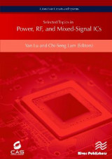 Omslag - Selected Topics in Power, RF, and Mixed-Signal ICs